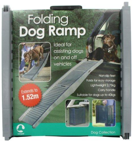 Folding Dog Travel Ramp