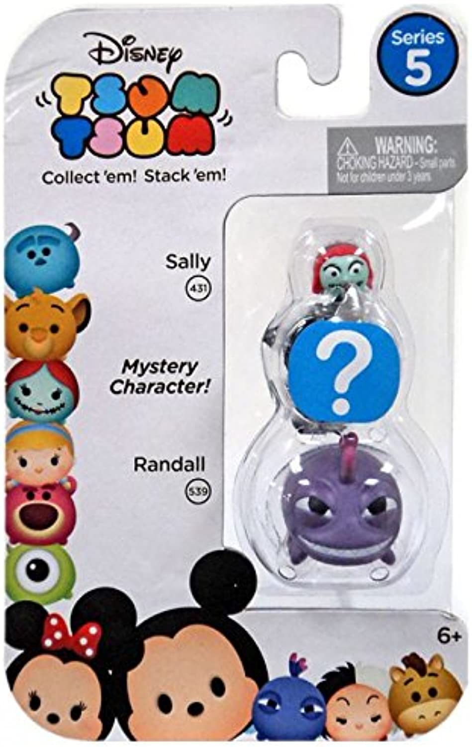 Tsum Tsum Wave 5 -  14 Randall HIDDEN Sally