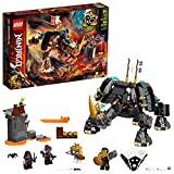 LEGO NINJAGO Zane's Mino Creature 71719 Board Game Adventure, Ninja Building Set for Kids, New 2020 (616 Pieces)