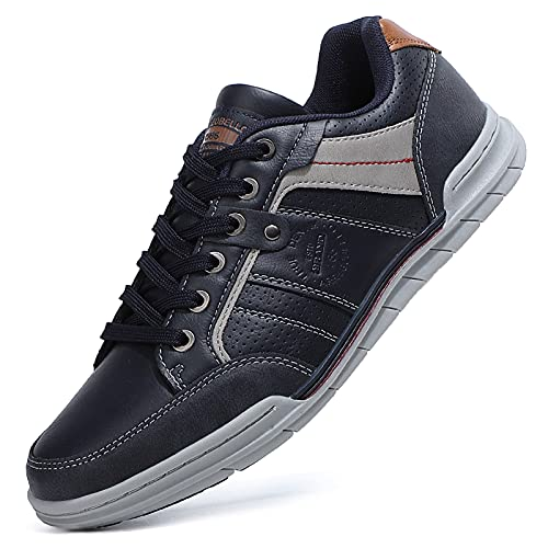 TARELO Chaussure Homme Baskets Basses Sneakers...