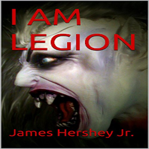 I Am Legion  By  cover art