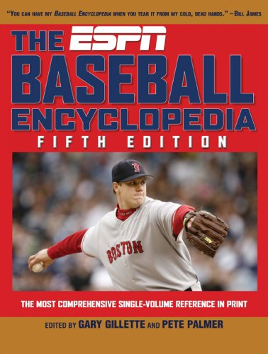 The ESPN Baseball Encyclopedia (ESPN Pro Baseball Encyclopedia)