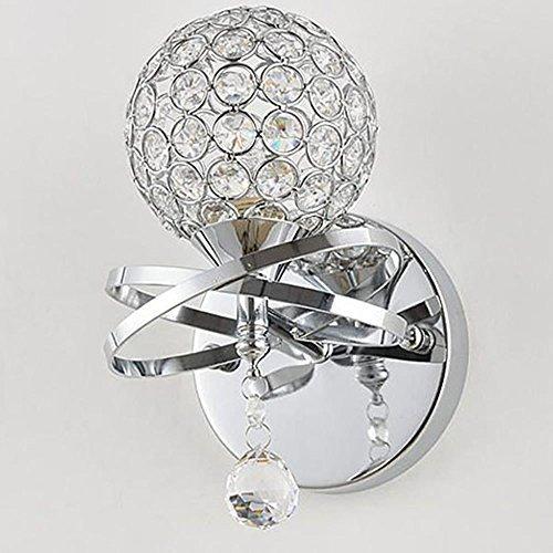 decorativo lampada da parete di cristallo della luce montata per l'illuminazione portico