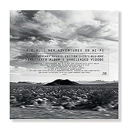 New Adventures In Hi-Fi - 25th Anniversary Edition [2CD+BluRay Digipack]