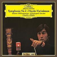 Brahms: Symphony No. 2. Haydn by Claudio Abbado (2015-05-20)