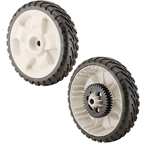 """Toro 115-4695 PK2 8"""" Wheel Gear Assembly"""