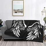 Angel Wings - Manta de lana súper suave, apta para sofá cama y camping