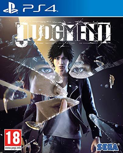 Judgment - PlayStation 4 [Importación inglesa]