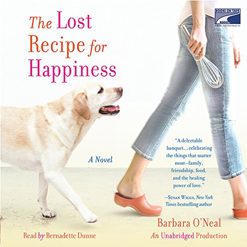 The Lost Recipe for Happiness audiobook cover art