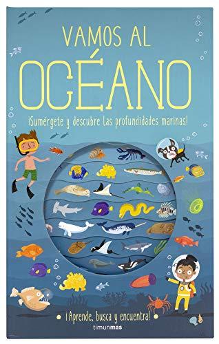 Vamos al océano (Libros con solapas y lengüetas)