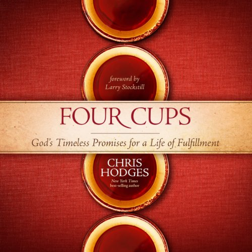Four Cups audiobook cover art
