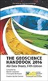 The Geoscience Handbook: AGI Data Sheets, Fifth Edition