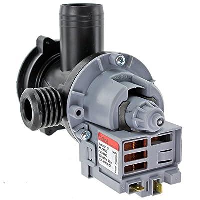 Genuine Indesit C00092264 Washing Machine & Washer Dryer Drain Pump IWDC6105UK