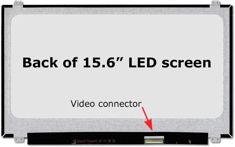 SCREENARAMA New Screen Replacement for Toshiba Satellite L55T-B5278 LCD LED Display with Tools HD 1366x768 Glossy