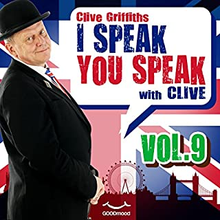 I speak you speak with Clive Vol. 9 copertina