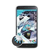 atFolix Schutzfolie kompatibel mit DOOGEE Y100 Plus Folie, ultraklare & Flexible FX Bildschirmschutzfolie (3X)