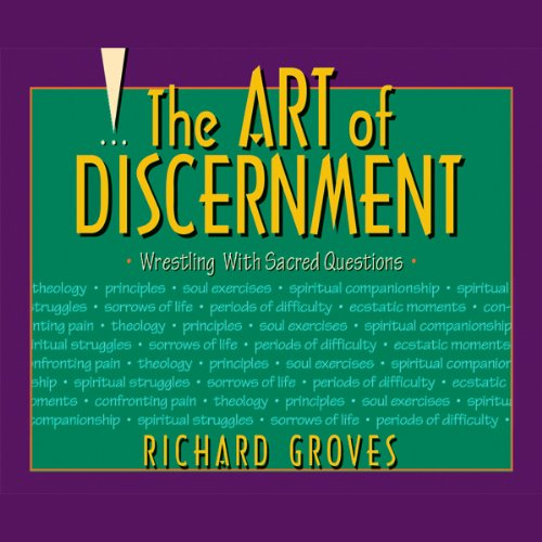 The Art of Discernment audiobook cover art
