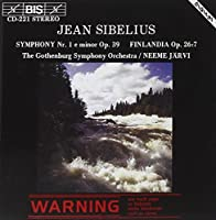 Compl.Ed. 5: Symphony No. 1 In by JEAN SIBELIUS (1994-09-22)
