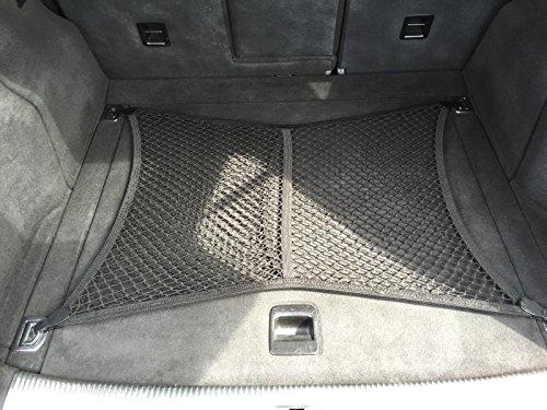 Trunknets Inc Floor Trunk Cargo Net for Audi Q5 SQ5 Q5 Hybrid 2009 2010 2011 2012 2013 2014 2015 2016 2017 2018 2019 2020 New