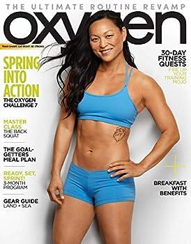 Best oxygen magazine cover Reviews