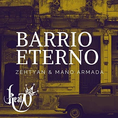 Zehtyan feat. Mano Armada