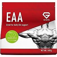 GronG(グロング) EAA 必須アミノ酸 グリーンアップル風味 500g