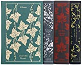 The Brontë Sisters Boxed Set: Jane Eyre; Wuthering Heights; The Tenant of Wildfell Hall; Villette (Penguin Clothbound Classics)