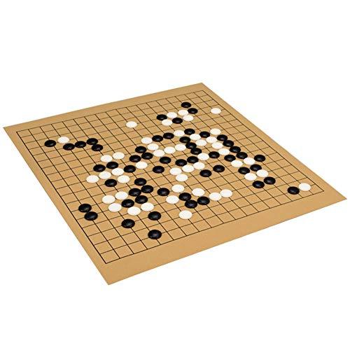 XCXDX Chinesisches Traditionelles Brettspiel, Backgammon, Gomoku, Chinesisches Schach, Go Game Board Und Aufbewahrungstasche Gomoku