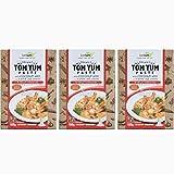チブギス&ラムラム 有機JAS認定 トムヤム ペースト 100g x 3個セット オーガニック グルテンフリー ヴィーガン タイ料理 CIVGIS & lumlum Organic Tom Yum Paste 100g x 3 pcs