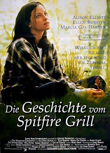 Die Geschichte vom Spitfire Grill (1996) | original Filmplakat, Poster [Din A1, 59 x 84 cm]