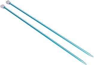 25cm X 5 mm Pony agujas de tejer de un solo extremo