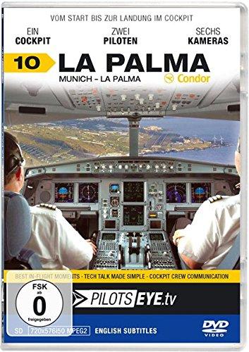 Airbus A320-200 München-La Palma, 1 DVD [Blu-ray]