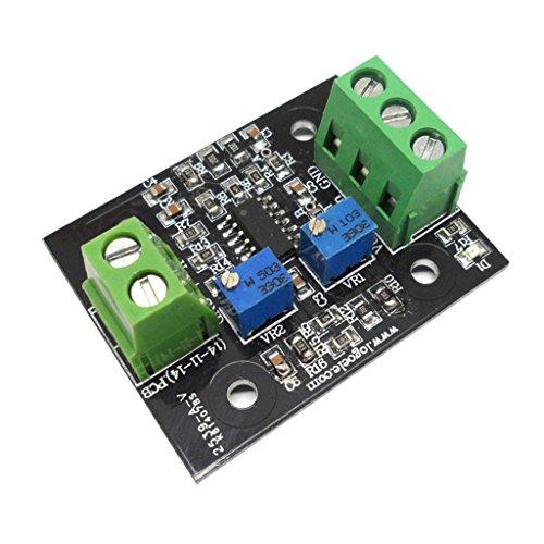 B Baosity Strom Zu Spannung 4-20mA Wandler-Sensormodul Spannungswandler für Sensoranwendungen - als Bild zeigen 4-20mA zu 0-10V