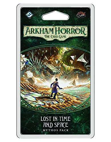 Fantasy Flight Games FFGAHC08 Lost in Time and Space Mythos Pack: Arkham Horror LCG Exp, Mehrfarbig