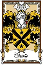 Christie Family Crest Coat of Arms Mouse Pad