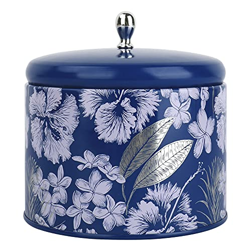 LA JOLIE MUSE Shore Breeze & Sage Scented Candle, Natural Candle for Home & Gift, 40-50 Hours Long Burning, Tin, 400g