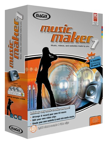 Music Maker 7