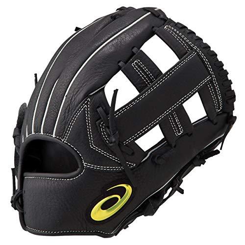 asics(アシックス) 野球 軟式用 グローブト ネオリバイブ オールポジション用 右投げ用(LH) サイズ6 3121A450 3121A450 ブラック LH