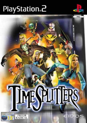 Timesplitters (PS2) [PlayStation 2] [Importación Italiana]
