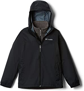 Columbia Kids' Big Glennaker Interchange Jacket
