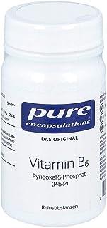 PURE ENCAPSULADOS Vitamina B6 P-5-P Cápsulas 90 Unidades cápsulas