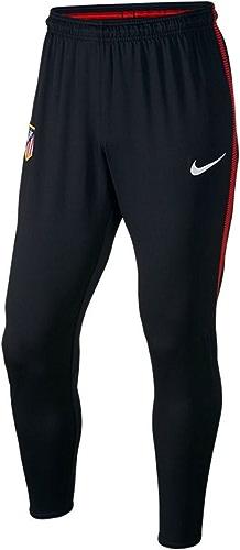 2017-2018 Atletico Madrid Nike Training Pants (noir)
