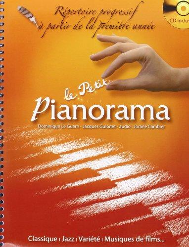 Le Petit Pianorama + 1 CD