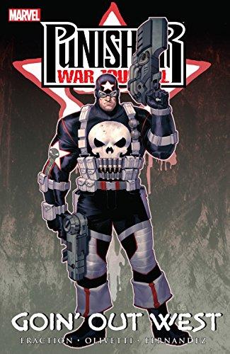 Punisher War Journal: Goin' Out West (Punisher War Journal (2006-2009)) (English Edition)