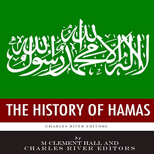 The History of Hamas audiobook cover art