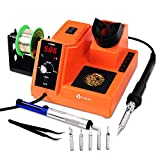 Best Soldering Irons - TOAUTO Soldering Station,80W Digital Solder Iron Station Kit Review