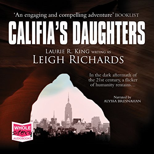 Califia's Daughters audiobook cover art