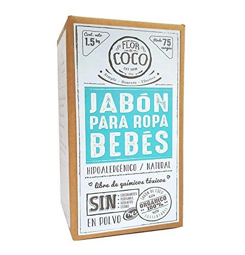 Jabón Orgánico  marca Flor de Coco