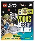 LEGO® Star Wars(TM) Yodas Reise durch die Galaxis: Exklusive Yoda-Minifigur. Reise nach Tatooine, Endor, Hoth, Dagobah und mehr!