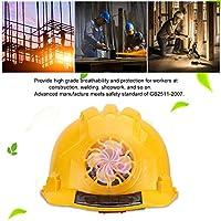 安全ヘルメット、仕事のための一般的な帽子の保護のための家のための太陽動力を与えられた設計キャップスタイルのヘルメット